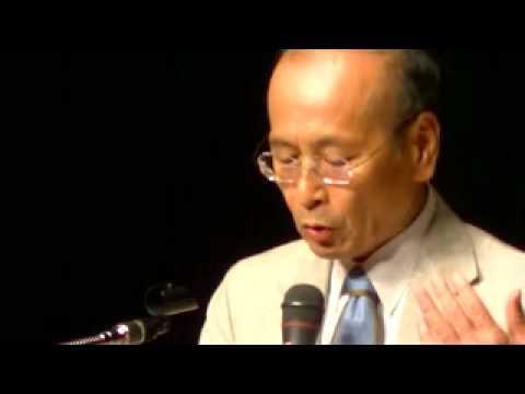 戦後史の正体の孫崎亨1/2 「国民の生活が第一」を支援する市民大集会