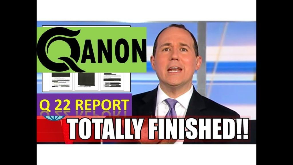 Qanon! IT'S ALL OVER FOR TRAITORS! OMG! LOOK WHAT Rachel Maddow ANNOUNCES On LIVE BROADCAST!
