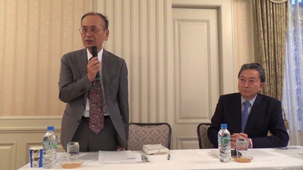 「朝鮮半島有事とトランプ政権」 講師:孫崎享(元外務省国際情報局長)