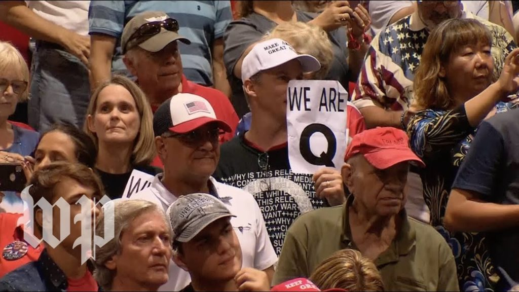 4 things to know about the QAnon conspiracy theory