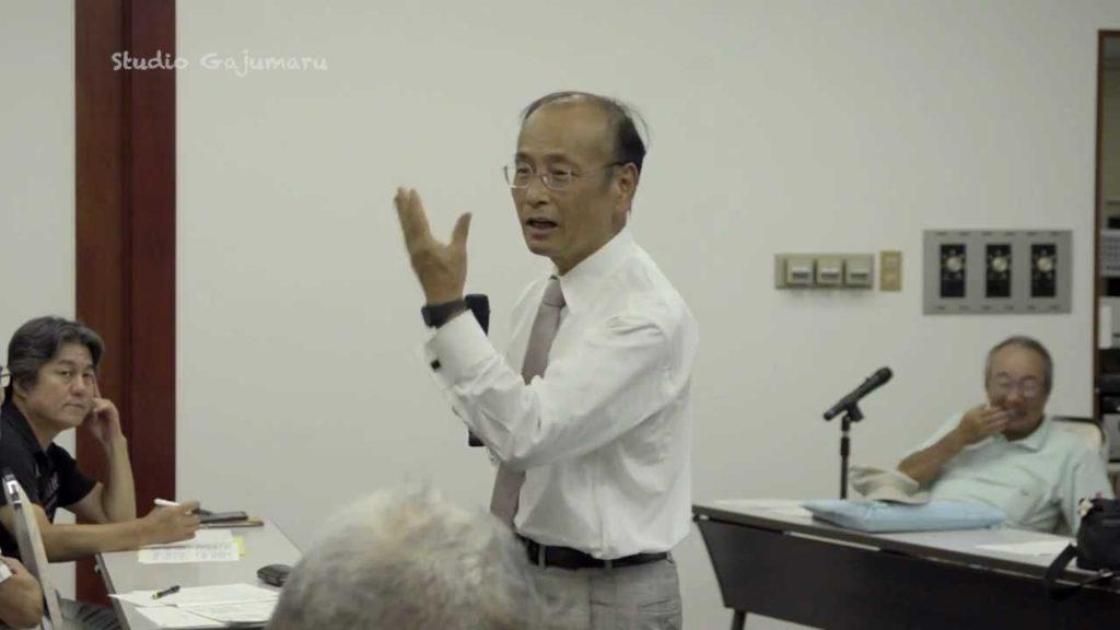 孫崎享「東アジア」講演2-北方領土