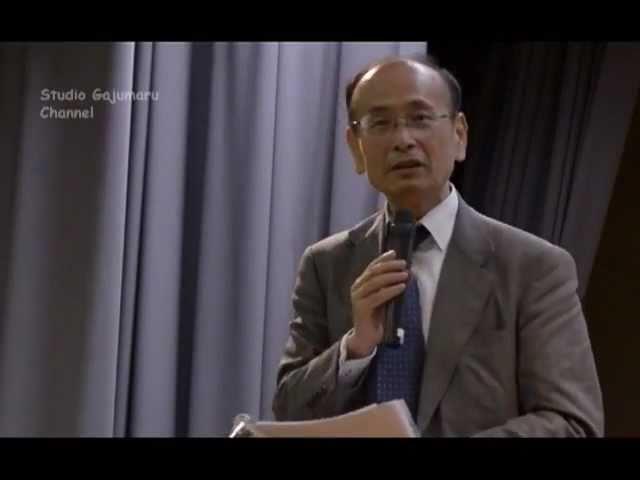 孫崎享高知講演 「日米同盟を語る」(1/6)