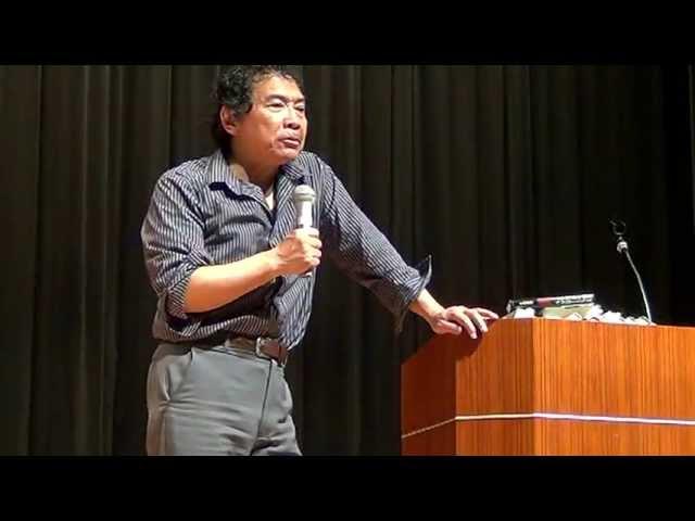 ワールドフォーラム船瀬俊介の警告!3/4「TPPはモンスター企業が日本を喰い尽くす罠!」