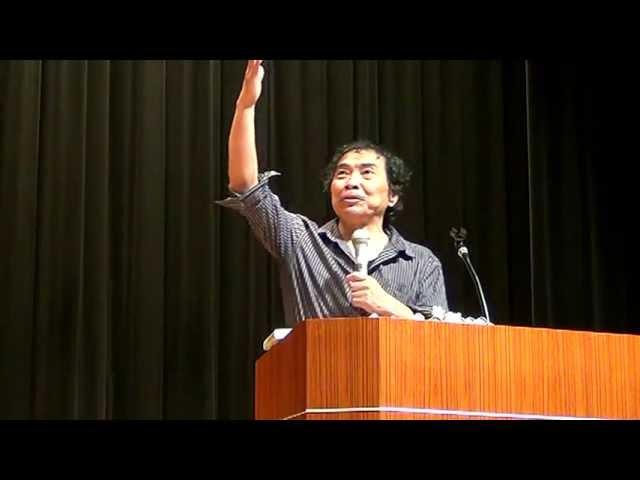 ワールドフォーラム船瀬俊介の警告!4/4「TPPはモンスター企業が日本を喰い尽くす罠!」