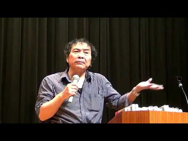 船瀬俊介の警告!1/4「TPPはモンスター企業が日本を喰い尽くす罠!」ワールドフォーラム2013年6月