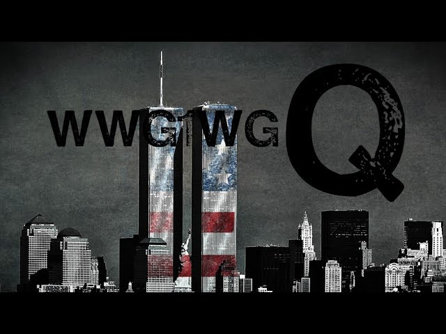 "Q anon 9/11/18 ""Panic in DC"""