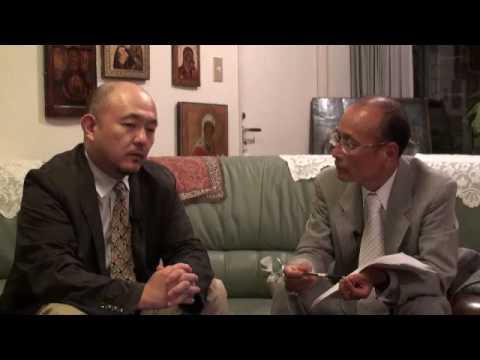 100719孫崎享氏インタビュー01.flv