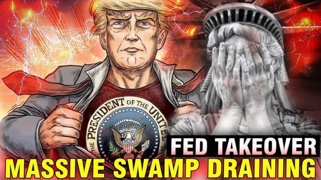 Q ANON WARNS!🔴 Massive Swamp Draining, Fed Takeover, 17th Amendment Rescinded in Mar End 2019