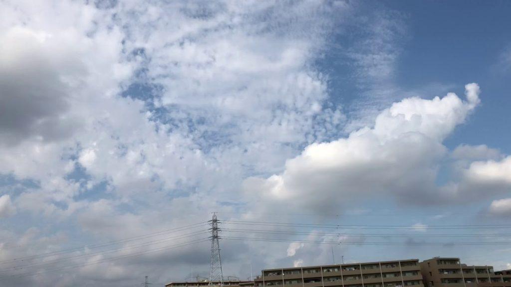 ケムトレイル 横浜 2018年 9月24日 15時04分