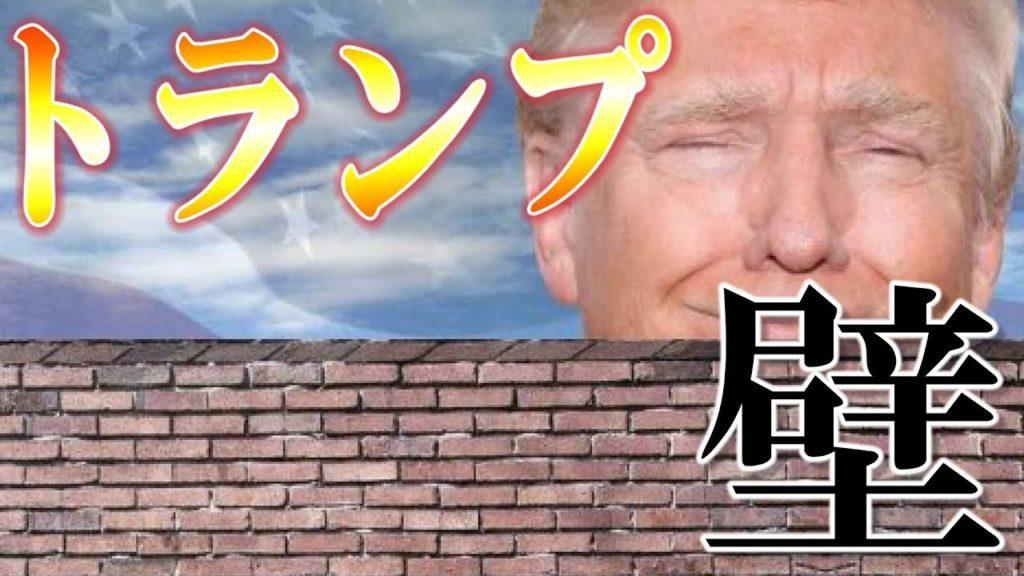 【閲覧注意】トランプが国境に壁を造る理由【一般教書演説2019】