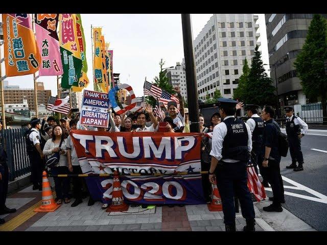 トランプ大統領 Q ビデオ In Tokyo