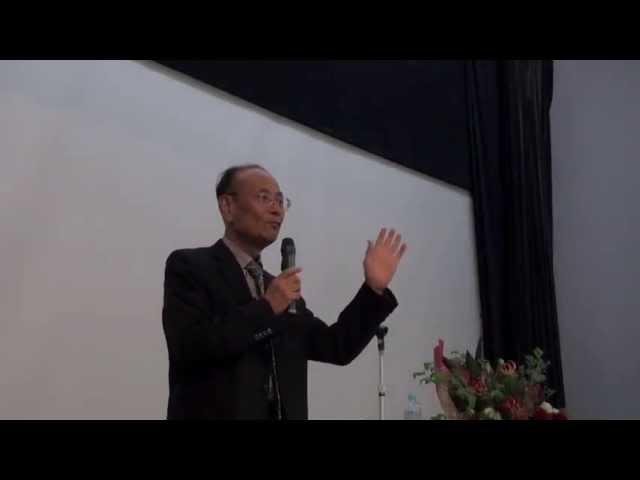 孫崎 享 氏 講演 長崎 2013518