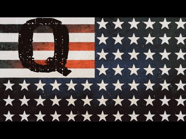 Q anon 9/8/18 Pledge of allegiance