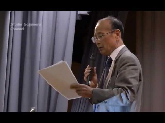 孫崎享高知講演(2/6):領土問題と原発