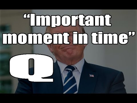 Booooom! Trump Confirms Q Anon to VIP Anon!!!