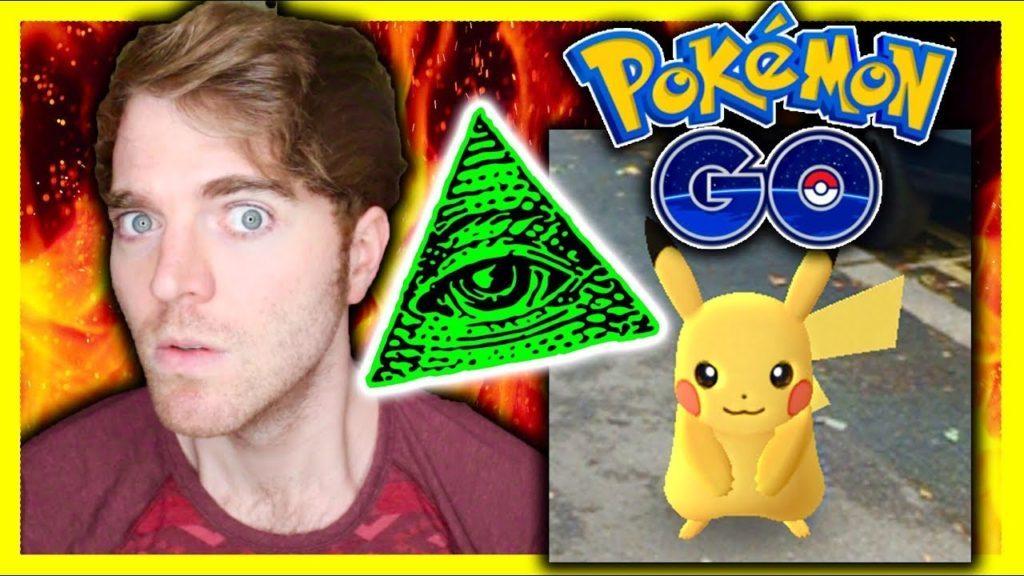 [中文字幕]Shane Dawson Pokemon Go / Snapchat的陰謀論!?