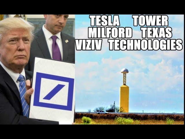 Tesla   Tower   in   Texas   is   Donald    Trump's   Trap  ドイツ銀行危機とQアノンはマッチポンプ