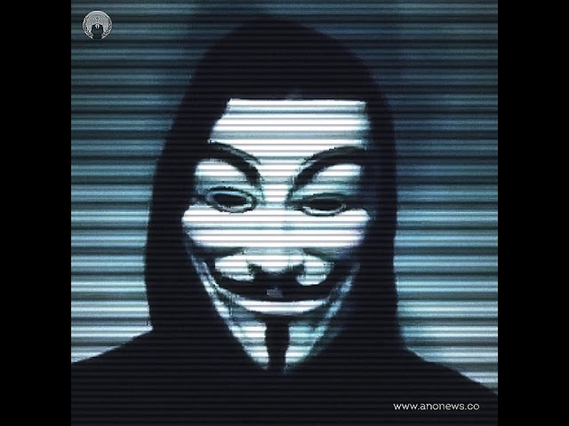 Anonymous Message to Q-Anon