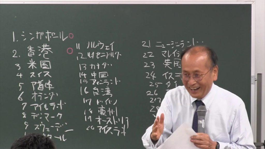 孫崎享さん講演会「どうなる日本」 2019年6月22日