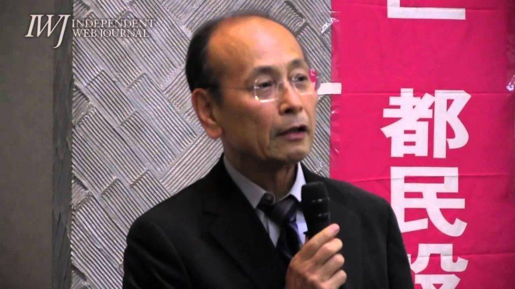 2014/03/08 「小規模発電は、現代の自由民権運動だ」 ~孫崎享・飯田哲也 対談「原発と安全保障を語る-都知事選を終えて-」