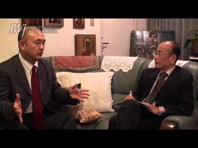 2010/11/12 孫崎享氏インタビュー