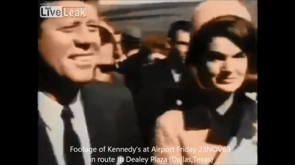 Q Anon 3-1-18  JFK Speech That Got JFK Killed