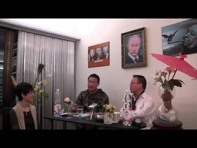 郭兆明博士 陰謀論看王維基事件