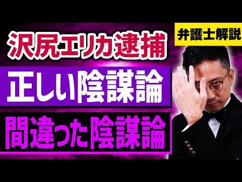 沢尻エリカ逮捕の正しい陰謀論、間違った陰謀論【弁護士解説】/NEXTタケシ