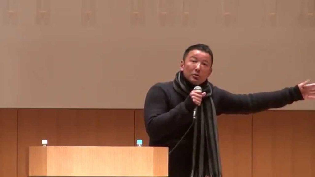 今、再稼働を問う山本太郎トークライブ