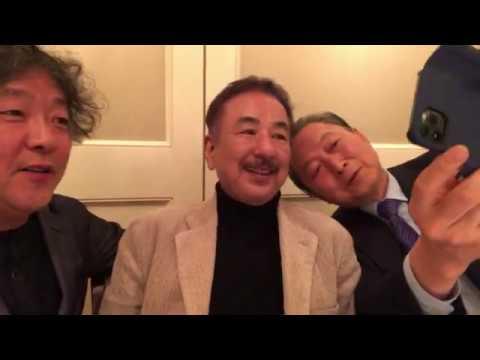 鳩山由紀夫さんが「あれ」をするのを初めて見た!