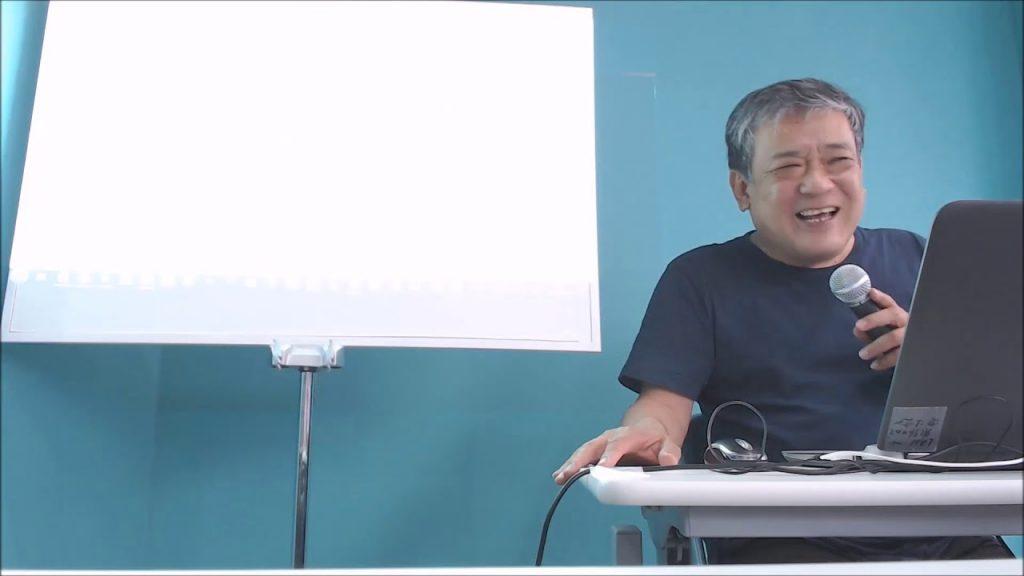 2019.7.20リチャード・コシミズ南池袋講演会