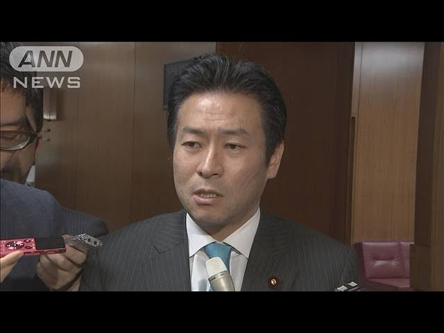 IR汚職事件 講演料として秋元容疑者側に200万円(19/12/27)