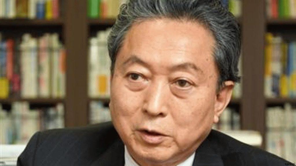 共和党・鳩山由紀夫 海上自衛隊の中東派遣を批判