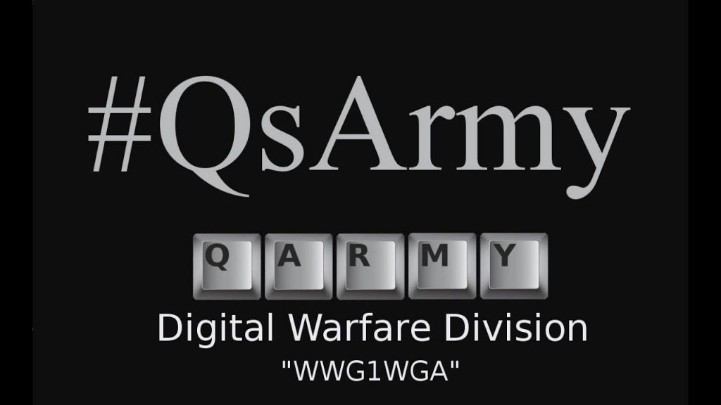 Q's Army – [Q Posts @ End]