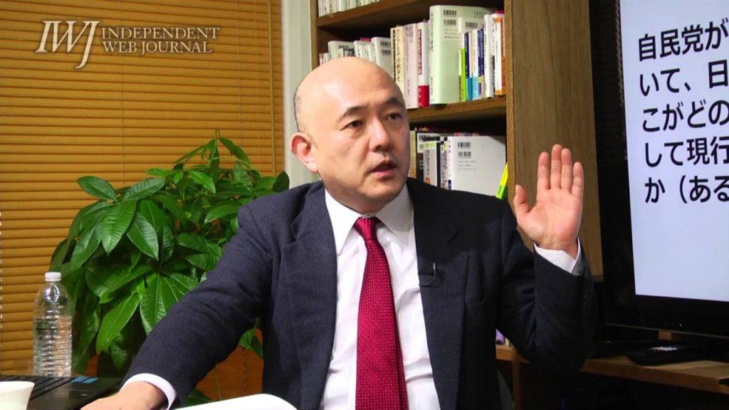 160217 【イントロ】岩上安身による憲法学者 樋口陽一・東京大学名誉教授インタビュー