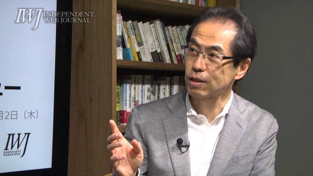 2015/04/02 岩上安身による元経済産業省官僚・古賀茂明氏インタビュー