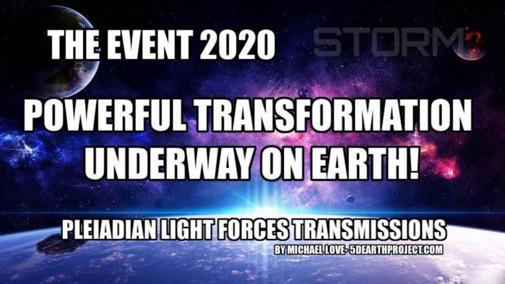THE EVENT ~ POWERFUL TRANSFORMATION UNDERWAY ON EARTH!!  Kin 200: Yellow Overtone Sun