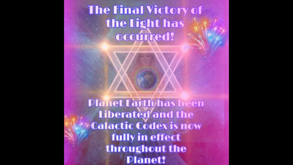 Planet Earths Victory in the Light ~ End Time Madness ~ Golden Age ~ KIN 202: White Resonant Wind