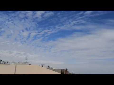 ケムトレイルと電磁波による波型雲、空の異常に気付く人が増殖中!