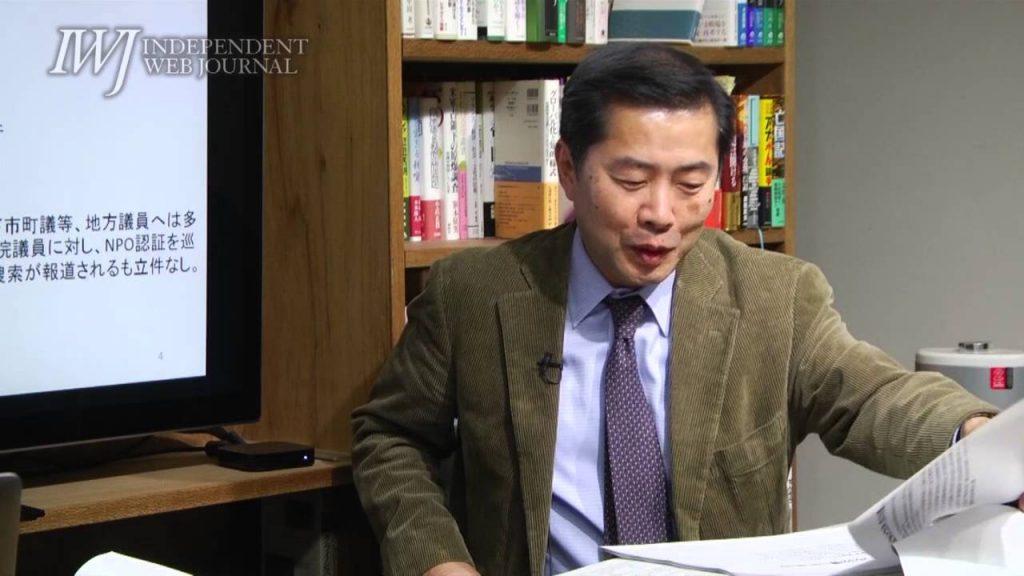 160228 岩上安身による郷原信郎弁護士インタビュー