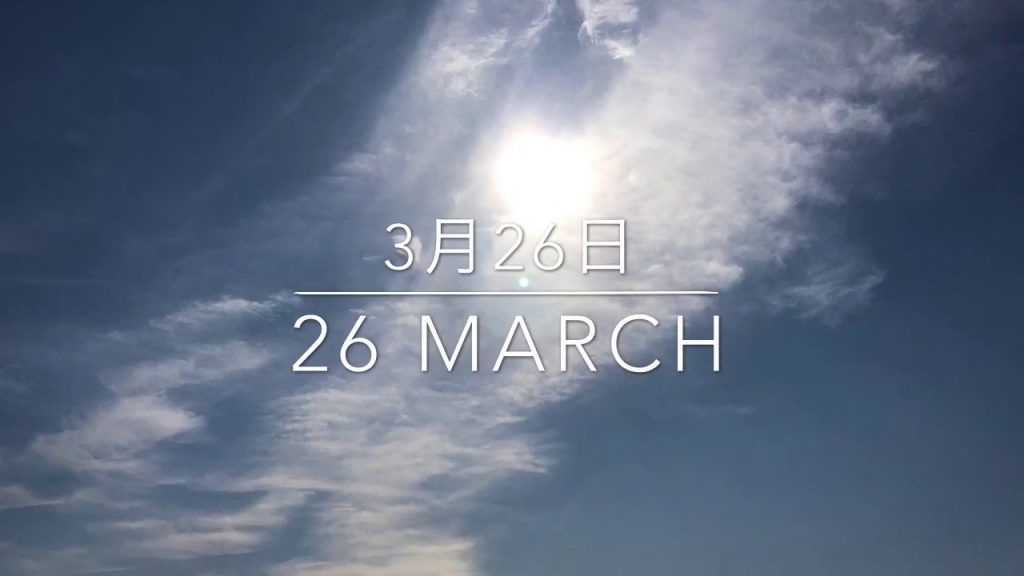 3月26日の空 沢山のケムトレイル機が飛びました。午前中はコントレイル風が多く、午後はロングの尻尾が多かったです。