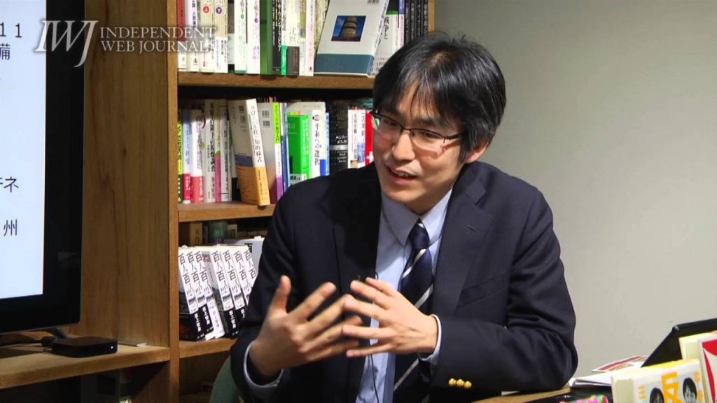 160303 岩上安身による『英語化は愚民化』著者・施光恒氏インタビュー