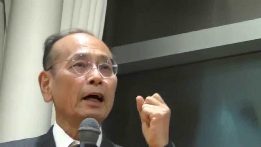 4-4 孫崎享さんの講演会(何故、今、秘密保護法か?内閣調査室も悪ノリ)
