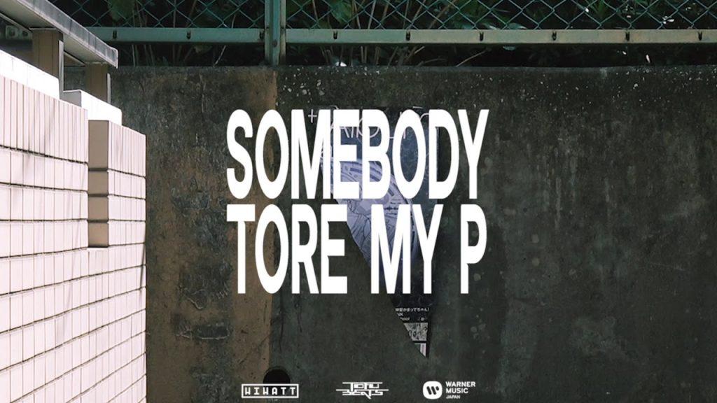 tofubeats – SOMEBODY TORE MY P