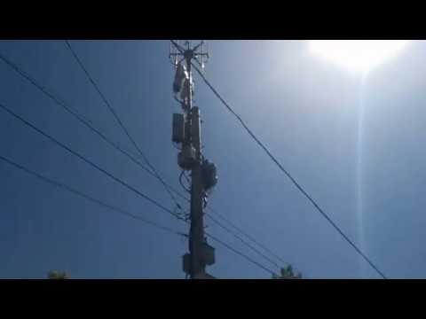 あっという間に5Gアンテナ?再びチャンネルMikoMakoさんのケムトレイル証拠動画について。