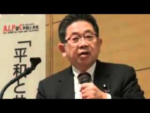 小池晃「安倍政権を倒す 選挙で協力を」 10/8【IWJ4中継中】