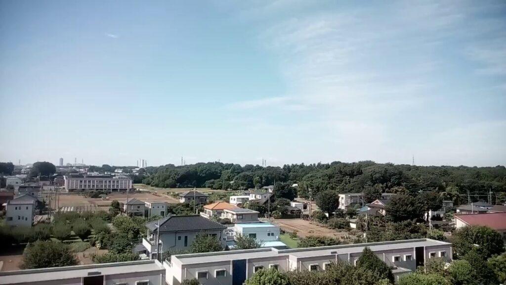 日曜日も朝からケムトレイル! 2018.8.19