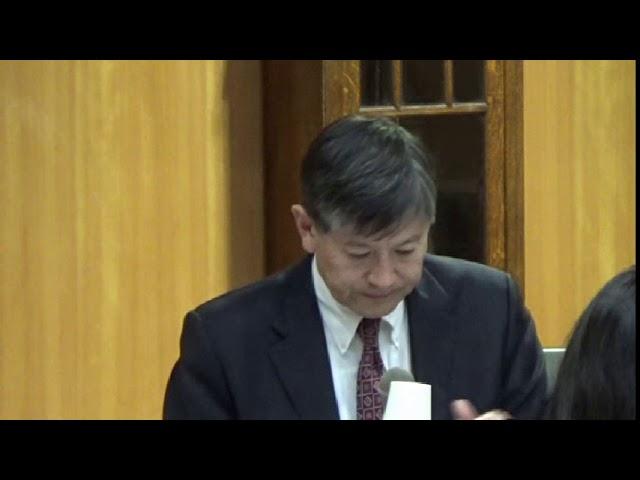 "20181213 UPLAN 東アジアの""平和""を問う―北朝鮮の非核化と移り変わる米中関係―"