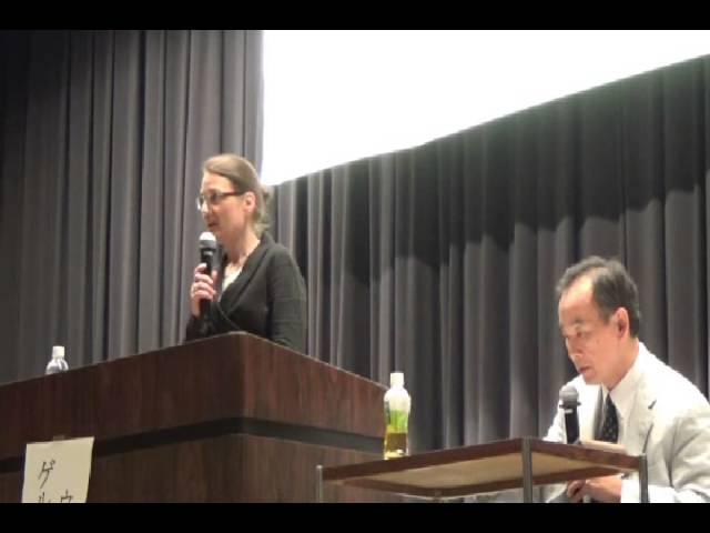 20150814 UPLAN 【基調講演・記念講演】内海愛子・ウタ=ゲルラント・徐載晶 東アジアフォーラム 過去・現在・未来