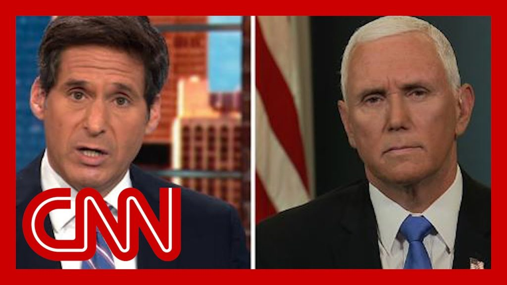 Berman to Pence: How can you not know about QAnon?